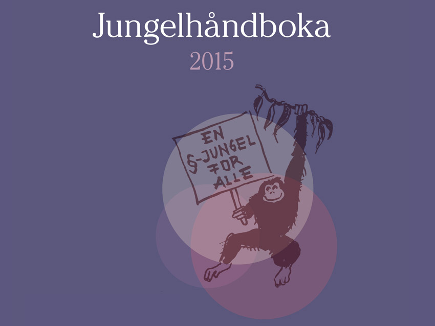 Jungelhåndboka 2015